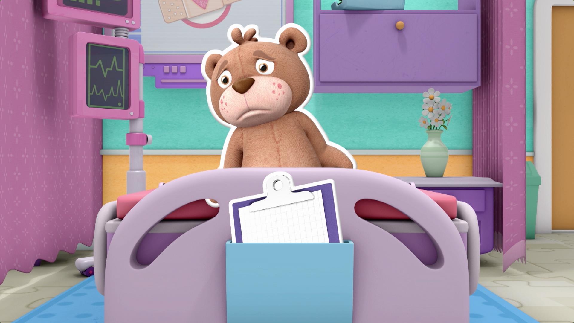 Passeio pelo pronto socorro - Doutora Brinquedos e seu hospital