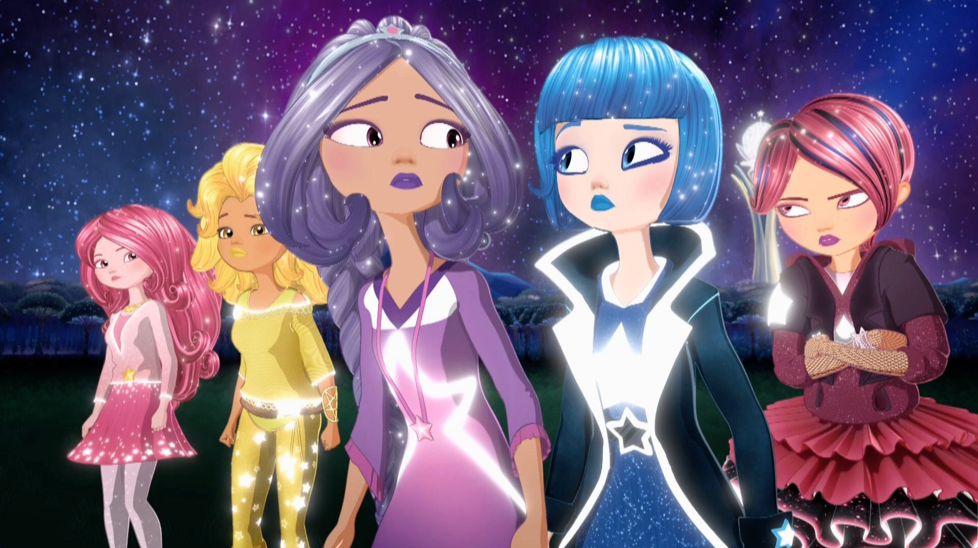 Starlianas brilhantes - Star Darlings