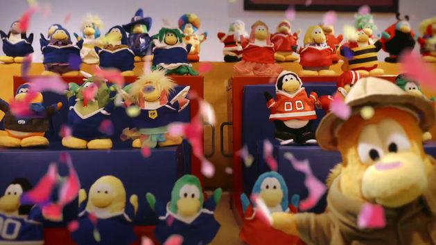 Copa Club Penguin - Episodio 1