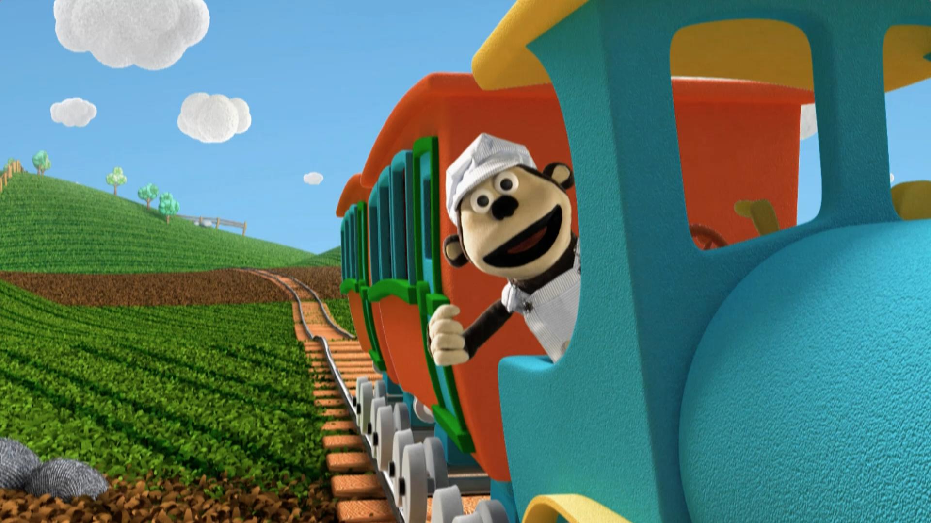 Estação Biscoitos - Bubba e seus amigos