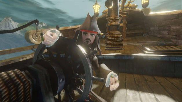 Playset - Piratas do Caribe - Disney Infinity