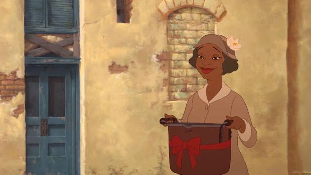 Eudora - La Princesa y el Sapo - Madres