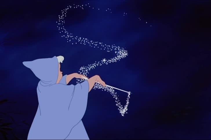 Bibbidi babbidi bu - Cenicienta - Soy una princesa