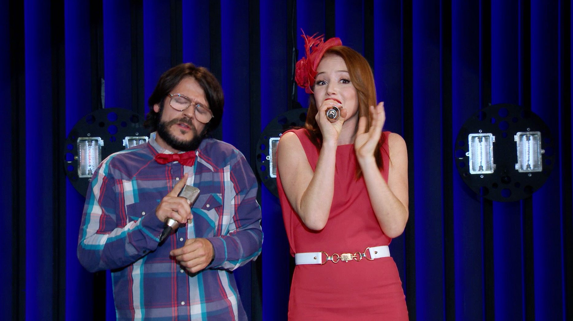 Ana y Ricardo: Corazón - Momento musical - Soy Luna