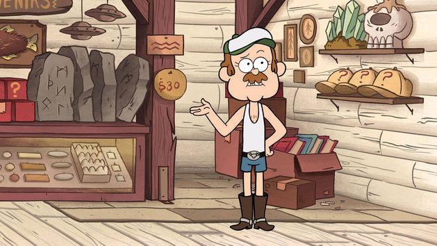 Episodio 6:Dipper vs. hombría - Gravity Falls