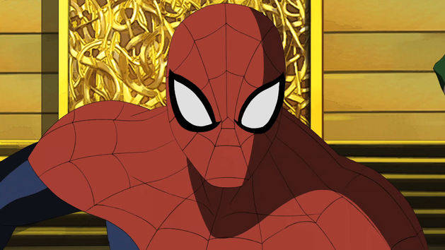Ação da Aranha - O Homem-Aranha