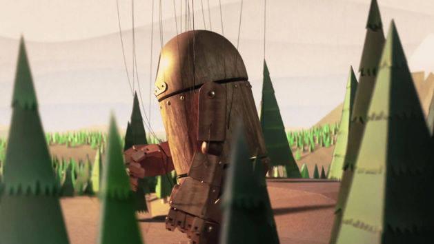 Coloso: un cuento de madera (Favorito de Disney)
