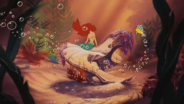 Aqui no mar: O grande final - A Pequena Sereia