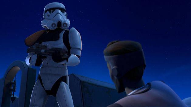 O Sorriso Dela - Star Wars Rebels