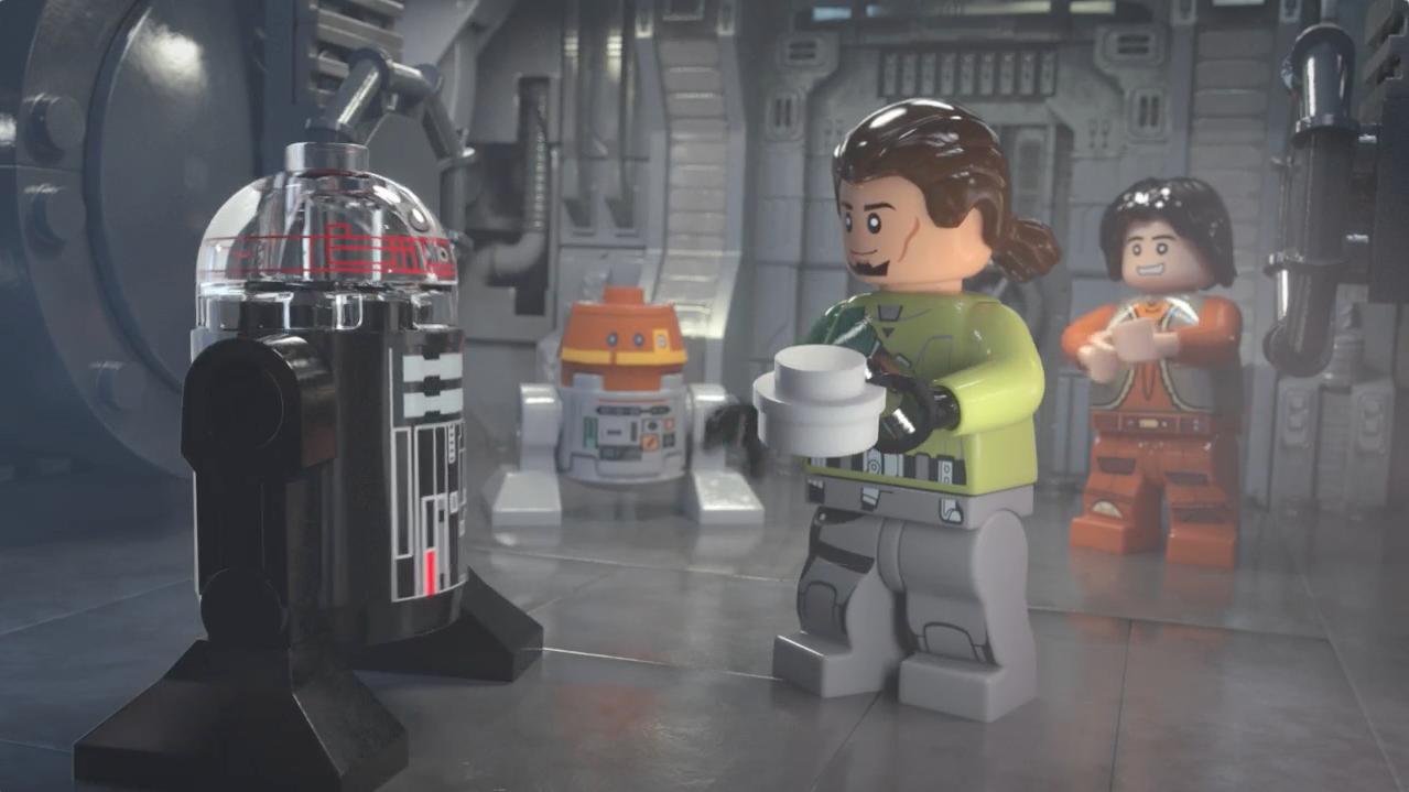 LEGO Star Wars - Rebels:Junte-se aos rebeldes