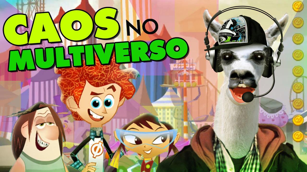 #PlaySteve – Penn Zero: Caos no Multiverso