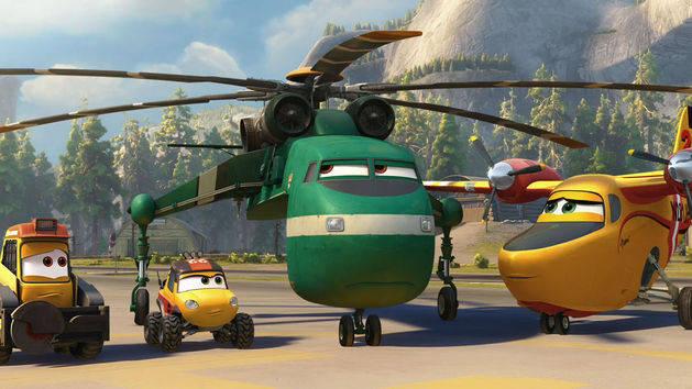 Trailer – Aviões 2: Heróis do Fogo ao Resgate