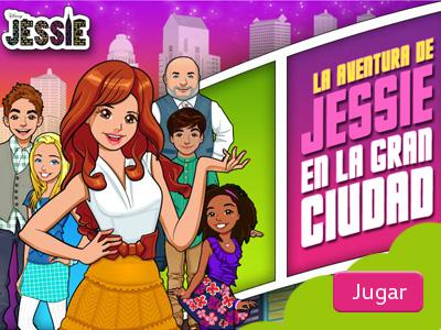 La aventura de Jessie en la gran ciudad