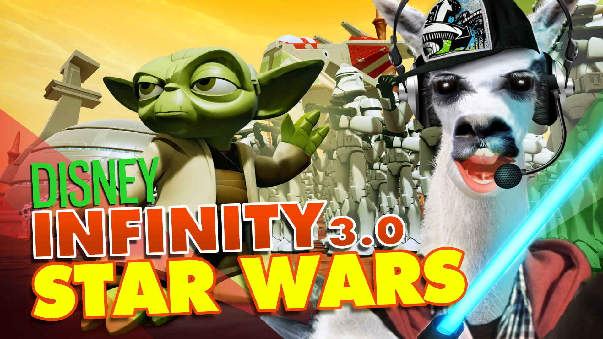 #PlaySteve - Disney Infinity 3.0: El ocaso de la República