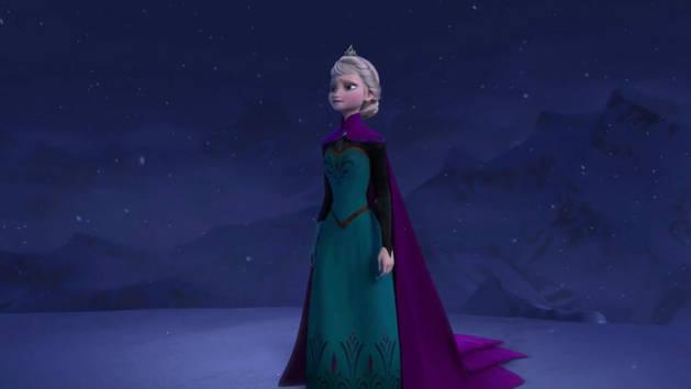 Let it go em 25 idiomas - Frozen: Uma Aventura Congelante