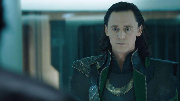 Loki en prisión - The Avengers: Los Vengadores