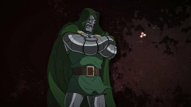 Los villanos - Ultimate Spider-Man