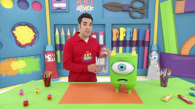 Episodio 11: Avión - Art Attack | Art Attack | Videos Disneylatino