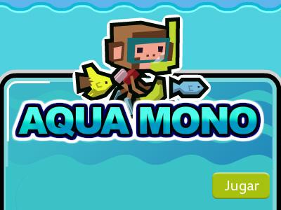 Aqua Mono
