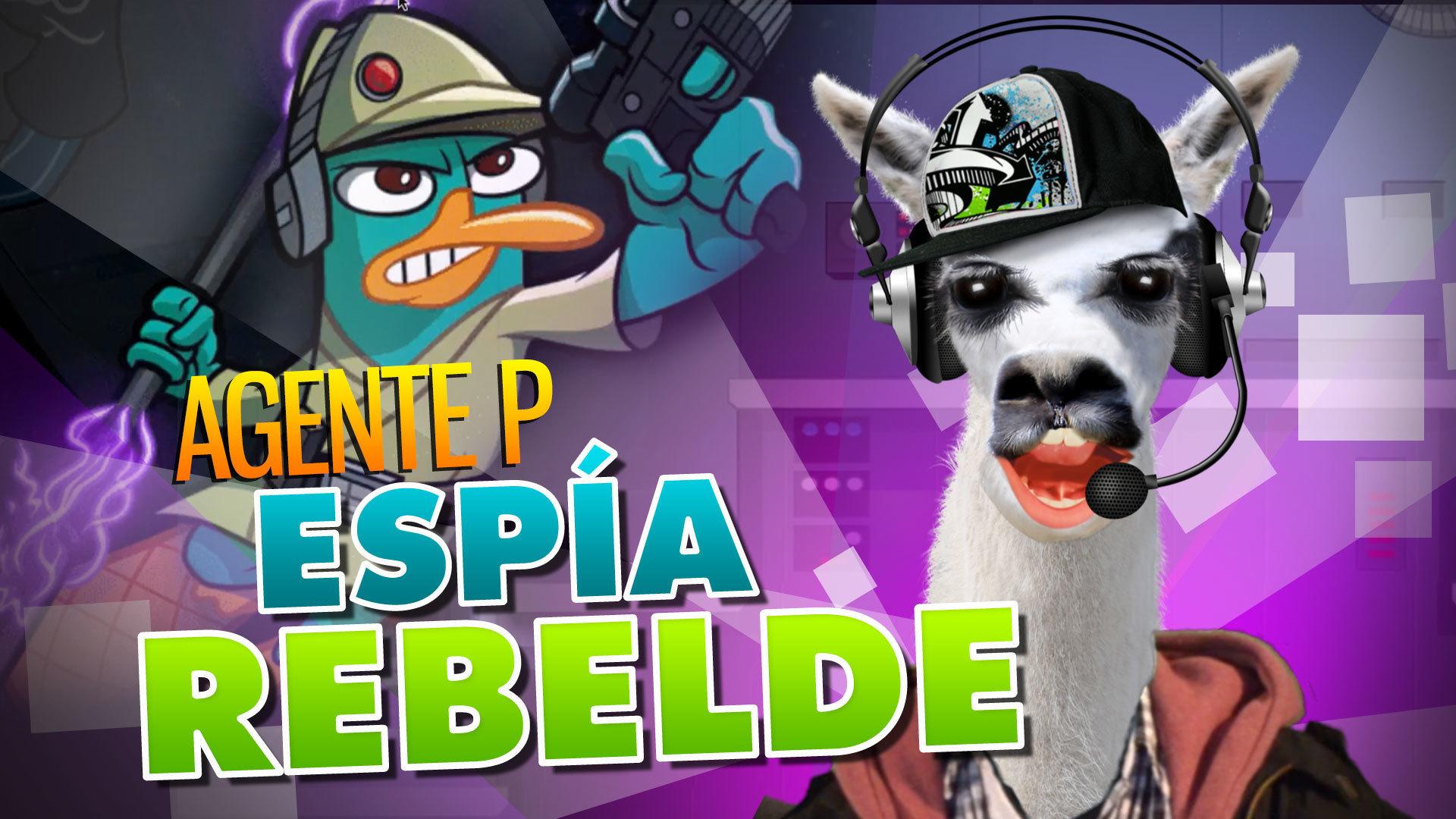 #PlaySteve - Agente P.: Espía rebelde