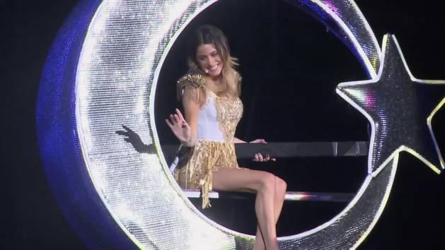 Saliendo a escena - Violetta en vivo: gira despedida