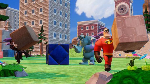 Los superhéroes están llegando - Disney Infinity 2.0