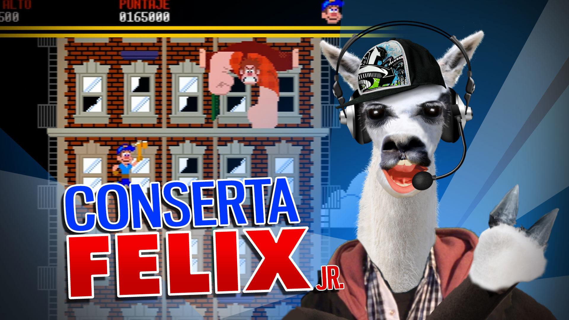 #PlaySteve - Conserta, Félix