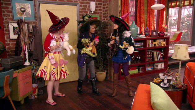 Episodio 63: La tercera rueda - Los Hechiceros de Waverly Place