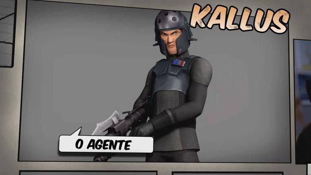Agente Kallus - Star Wars Rebels
