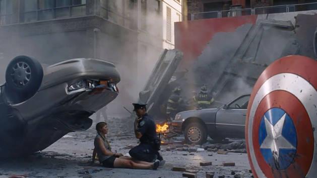 Inicio alternativo - The Avengers: Los Vengadores