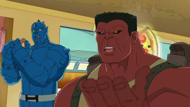 Deathlok - Hulk y los agentes de S.M.A.S.H.