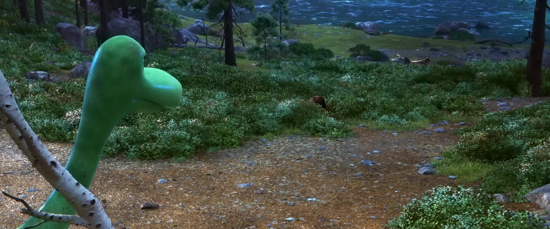 O Bom Dinossauro – Trailer 2