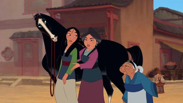 Mulan - Você vai nos honrar