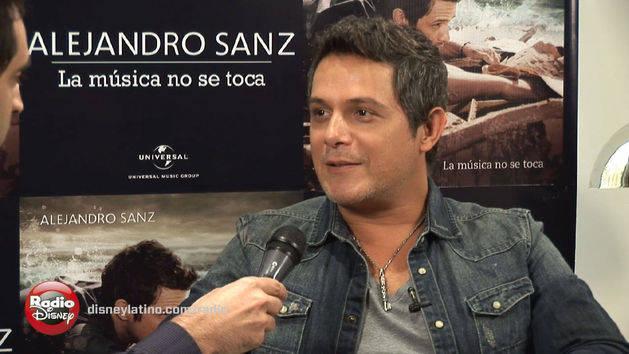Ale Sanz - Entrevista - Radio Disney
