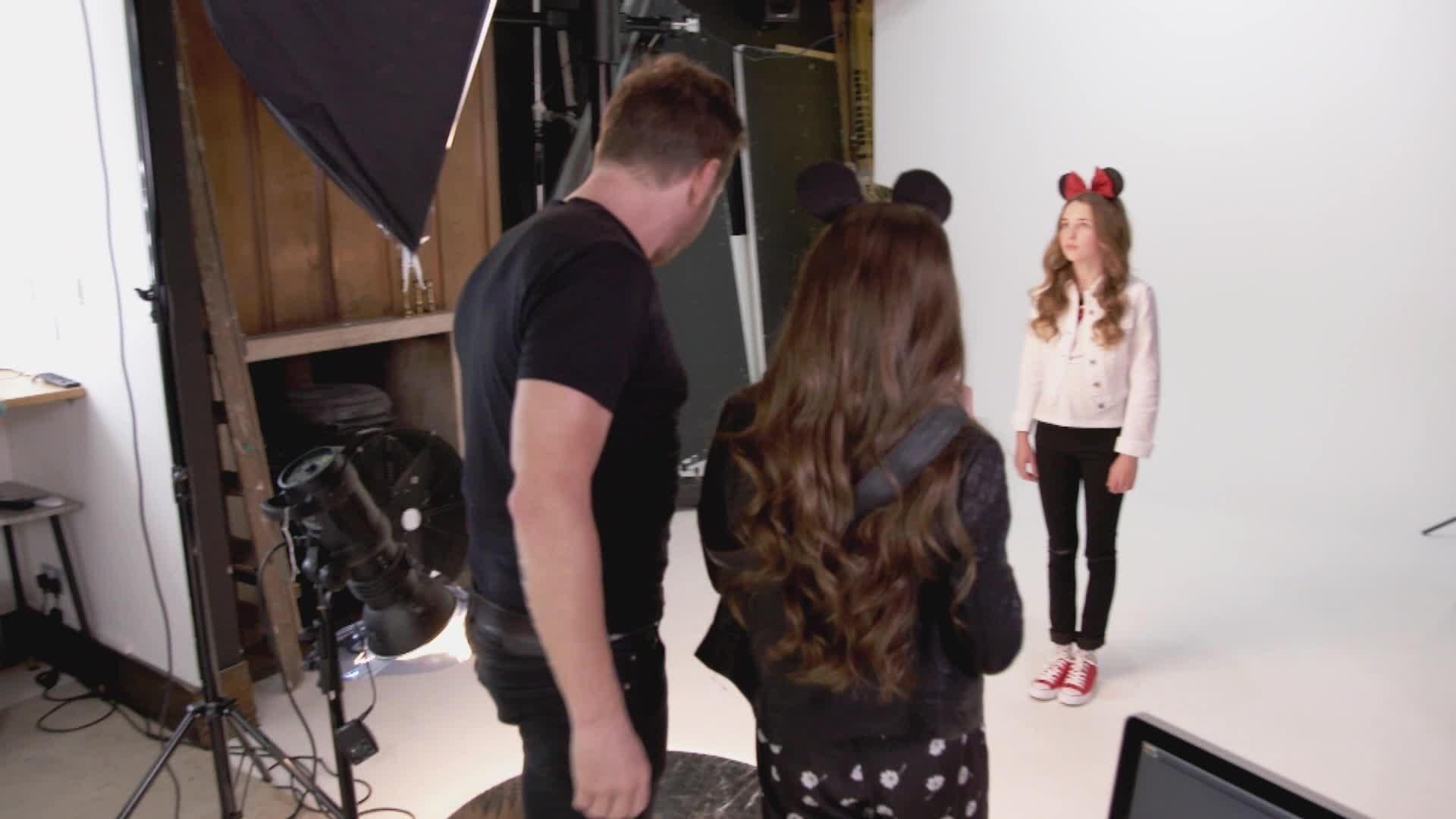 Fotografia - Desafio Fashion da Minnie