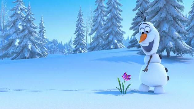 Tráiler oficial - Frozen