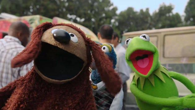Muppisódio: Guerra de trailer de comida - Muppets 2: Procurados e amados