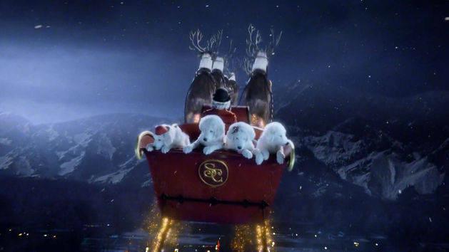 Os filhotes de Mamãe Noel - Santa Paws 2