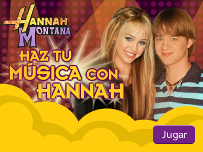Haz tu música con Hannah