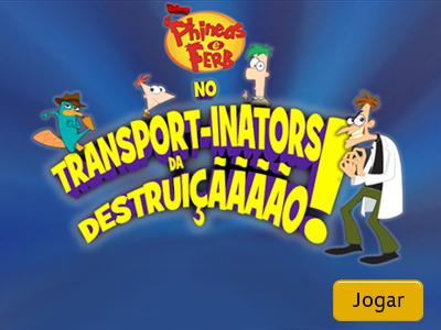 No transportinador da destruição!