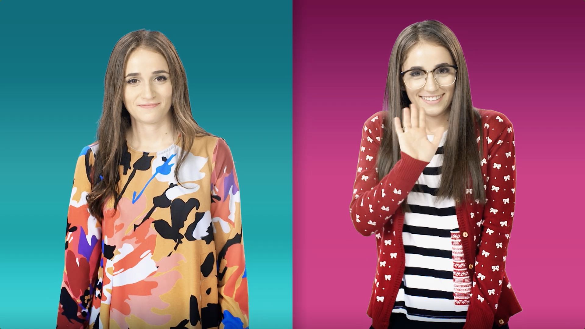 Who is Who? Carolina vs. Nina - Soy Luna