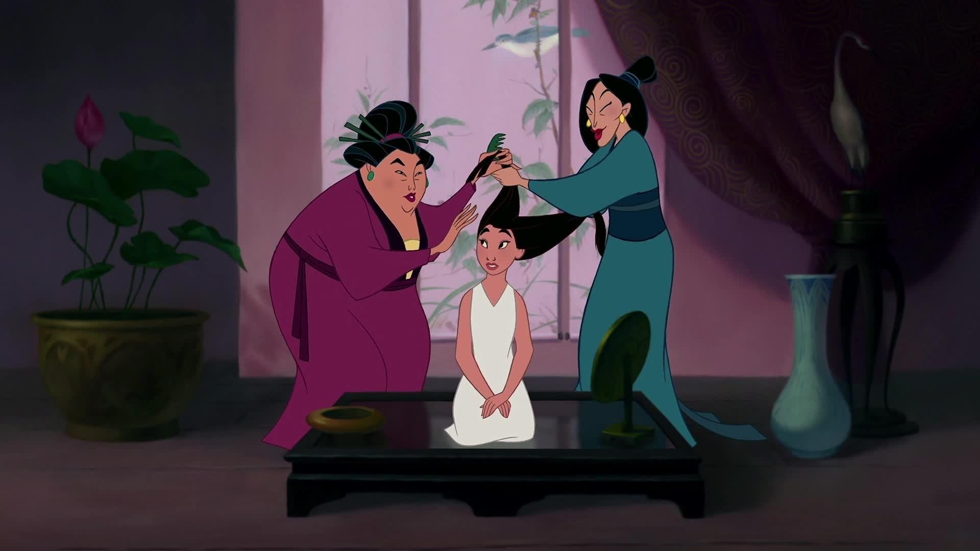Você vai nos honrar - Mulan - Sou Uma Princesa