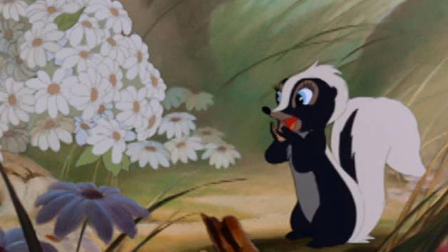 Amor à primeira vista - Bambi