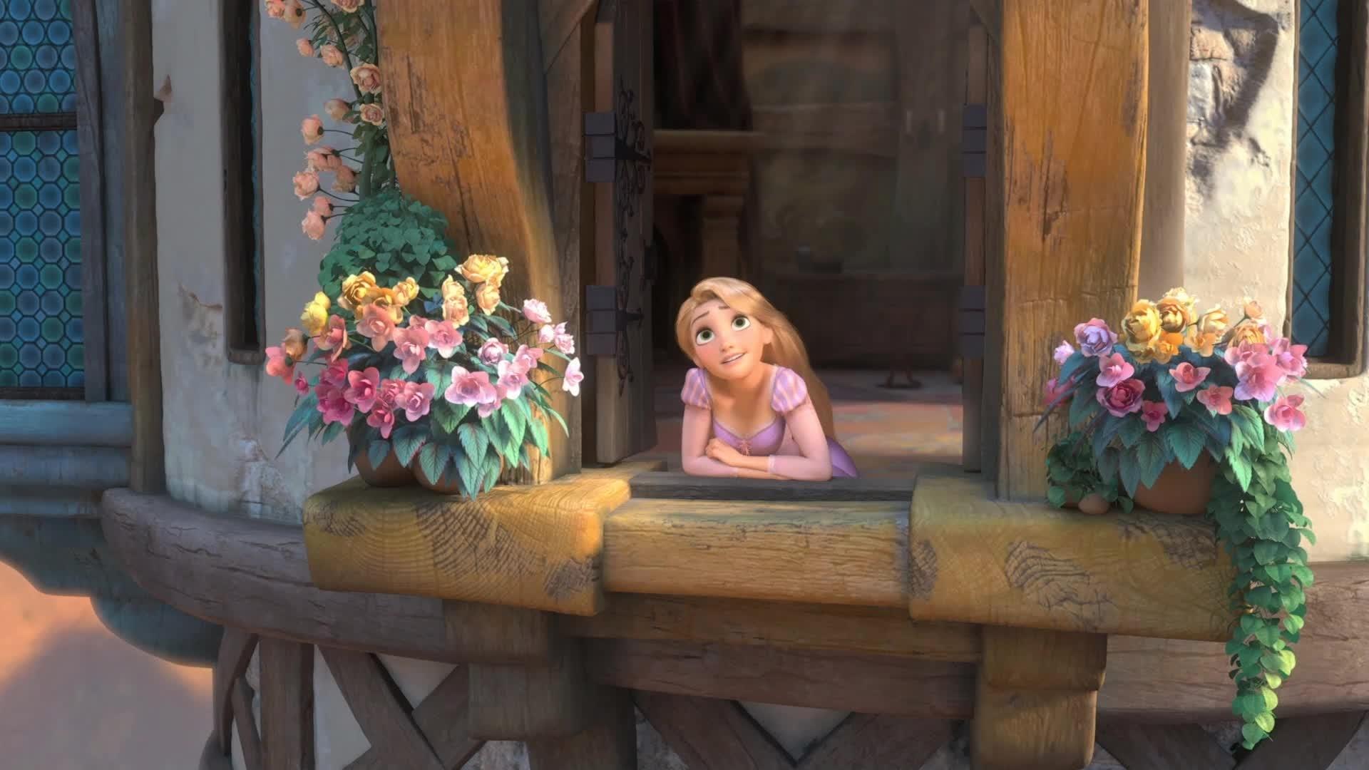 Quando Minha Vida Vai Começar - Enrolados - Sou Uma Princesa
