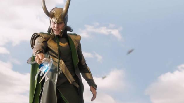 Bajo Amenaza - The Avengers: Los Vengadores