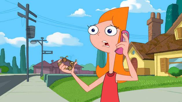 Episódio 86: O Monstro do Id - Phineas e Ferb: