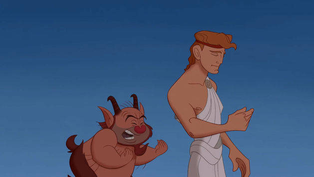 El entrenamiento - Hércules
