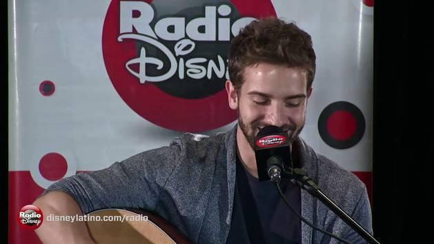 Pablo Alborán - La Vie En Rose (Acústico en Radio Disney)