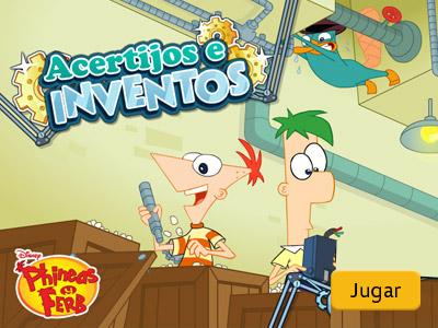 Acertijos e inventos