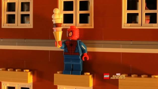 El Hombre Araña - Lego